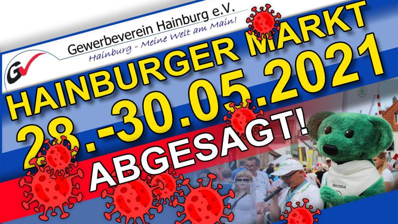 Absage Hainburger Markt