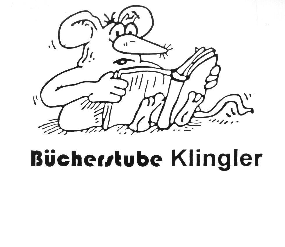 Leseratte der Bücherstube Klingler