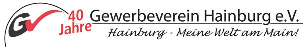 Gewerbeverein Hainburg e.V. - 40 Jahre