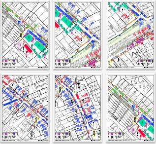 Standplan zum Hainburger Markt 2015 - Detailpläne DIN A3