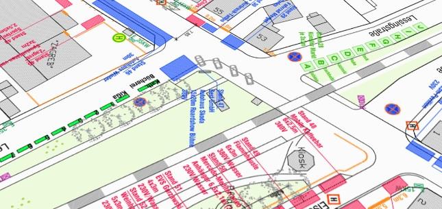 Standplan Hainburger Markt 2016