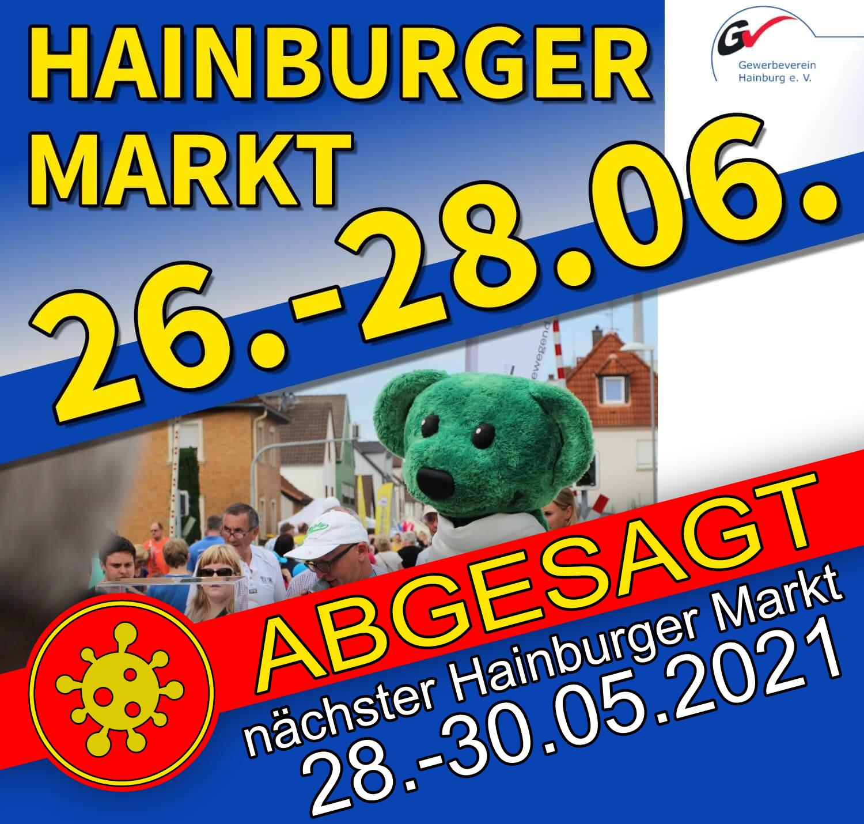 Absage Hainburger Markt 2020