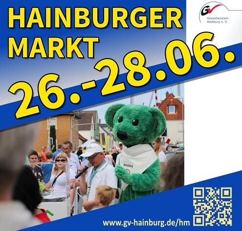 Vorschau Plakat Hainburger Markt 2020