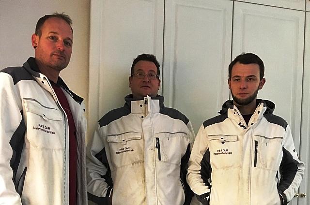 Das Team der Rüter & Schneidereit GbR aus Hainburg