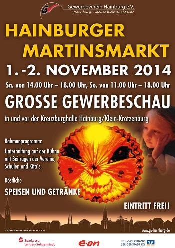Martinsmarkt 2014