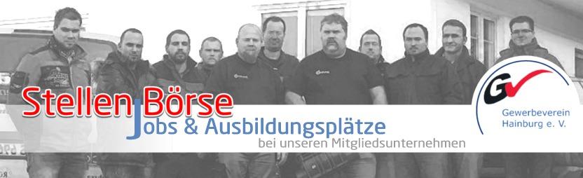 StellenBörse des Gewerbeverein Hainburg e.V. - Jobs und Ausbildungsplätze bei unseren Mitgliedsunternehmen - Kontakt: Vorstand Tobias Kemmerer [tobias<a>webzwerk.net]